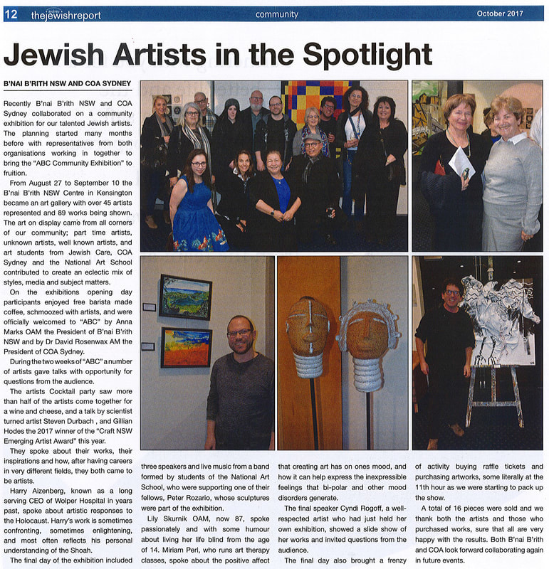 The Jewish Report - October 2017